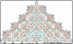 Afbeeldingsresultaat voor maia shawl free pattern