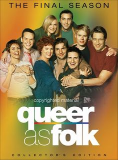 Queer as Folk - The Final Season I fucking NEED a threesome between Brian, Justin and Ben