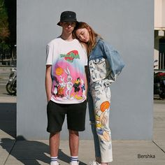Bershka Collection, Space Jam, Looney Tunes, Movie Basket, Latest Trends, Kimono Top, Film Movie, Denim, Editorial