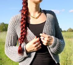 Theres @tetetetris Arrow Necklace, Jewelry, Fashion, Lace Cardigan, Jackets, Breien, Jewellery Making, Moda, Jewelery