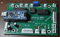 ArdCore - arduino for modular synthesizers