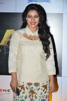 Kajol at the trailer launch of Kochadaiiyaan | PINKVILLA