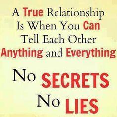 a true relationship..