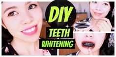 DIY Teeth Whitening -How Get Strong Teeth and Gums and Prevent Cavities-...