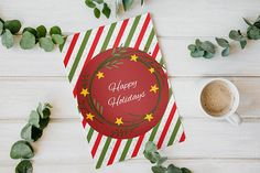 Check out this item in my Etsy shop https://www.etsy.com/uk/listing/559464882/christmas-card-merry-christmas-happy
