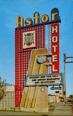 Astor Hotel ~ Burnaby BC
