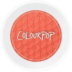colourpop matte bronzer in bon voyage Colourpop Blush, Colourpop Cosmetics, Eyeshadows, Colour Pop Makeup, Color Pop, Orange Blush, Peach, Colourpop Super Shock, House Of Beauty