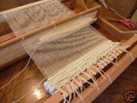 Warp a rigid heddle loom the easy way