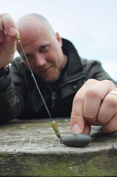 Is this the biggest Chod Rig edge ever?