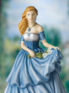 Molly - 2013 Royal Doulton Figurine - Canadian Exclusive.  1-800-203-4540