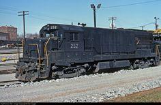 RailPictures.Net Photo: TTI 252 Transkentucky Transportation Railroad GE U28B at Paris, Kentucky by Sid Vaught