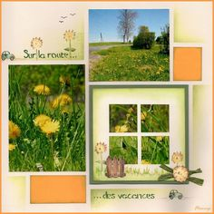 Scrapbook Pages, Scrapbooking Ideas, Stencils, Mosaic, Mexico, Sketches, Seasons, Templates, Layouts