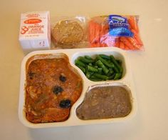School Lunch or Prison Lunch? A Quiz - Neatorama