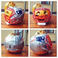 If Gronk was a pumpkin... #Patriots