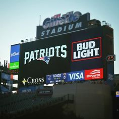Home Sweet Home. Finally going threw pics from the game back in August ❤️ #patriots #gillettestadium #patriotsnationwhereyouat #patsnation