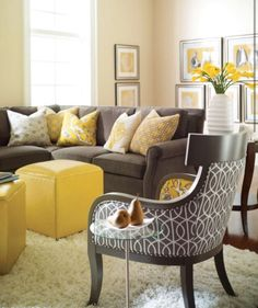 Awesome Grey Couch Living Room Decorating Ideas Pertaining To Home