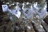 $67.99 Set of 12 Redneck Wine Glasses.  Country wedding idea! Bridal party toasts with these!