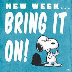 Every week...til the wine happens haha