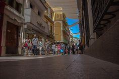 Calle Sierpes, Sevilla #Sevilla #Seville #sevillaytu @sevillaytu
