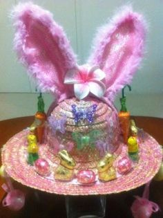 {INSPIRATION} Creative and fun Easter Bonnet ideas » The Organised Housewife