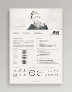 Resume / Curriculum Vitae on Behance More
