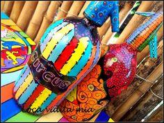 Sifones Antiguos Decorados | Loca Vidita Mía | Feria Central