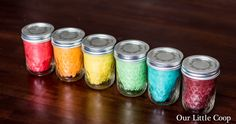 Our Little Coop: DIY JELL-O Play-Dough
