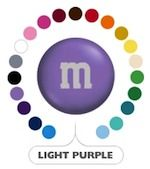 The popular M&M's in Light Purple. Great for weddings, parties, and ...