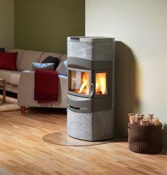 Contura 480 #KernowFires #stove #woodburner #cornwall #contemporary #modern #wadebridge #redruth #fireplaces #freestanding