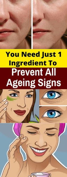 You Need Just 1 Ingredient To Prevent All Ageing Signs