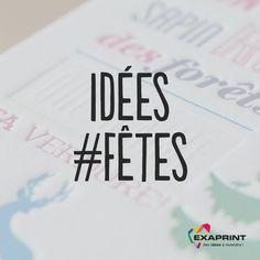 Ides Et Design Pour Les Ftes Exaprint