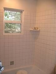 How to Install a Tile Shelf in a Bathroom Shower