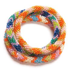 Roll-on Bracelets by Aid Through Trade.