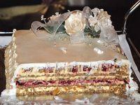 Kuhinja i ideje: Aurelio torta Fruit Recipes, Sweet Recipes, Cake Recipes, Dessert Recipes, Desserts, Recipies, Cooking Recipes, Torte Recepti, Kolaci I Torte