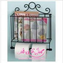 Special Chance Of Wrought Iron Bathroom Towel Rack Wall Towel Rack