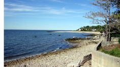 A beach in Bayville, overlooking the Long Island Sound - apartment zoning - well there goes that!