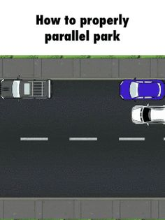 How to properly parallel park funny pics, funny gifs, funny videos, funny memes, funny jokes. LOL Pics app is for iOS, Android, iPhone, iPod, iPad, Tablet