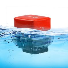GoPro Floating Floaty With 3M Anti Sink For GoPro Hero4, 3+, 3, 2, 1 Cameras #Smatree