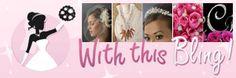 Wednesday Wedding Accessory : High Wedge Bridal Flip Flops with BlingAccents - Brenda's Wedding Blog - wedding blogs with stylish wedding inspiration boards - unique real weddings - wedding vendors