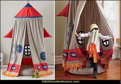 Image from http://1.bp.blogspot.com/-60yqSKlyYaw/UzgXGf7oOtI/AAAAAAAASxs/vtBTCXuMj1k/s1600/Rocket+ship+play+hut-space+theme+bedroom+fun+furniture.jpg.