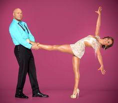 Dancing With Stars romantic dance