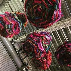 Today kicks off the opening of a brand new community art gallery featuring a show of colorful textile works by @alysonblum called me + yarn + you. We are thrilled to celebrate our former art instructor the wonderful Mrs. Alyson Blum 🌈🌈🌈@thenewchildrensmuseum Wanna find out more? Visit the link in our bio! #art #sandiego #newchildrensmuseum #community #galleryopening #alysonblum #meplusyarnplusyou #birdrockelementary #lajolla # #lajollalocals #sandiegoconnection #sdlocals - posted by Bird…
