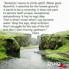 #osho Osho Quotes On Life, Wisdom Quotes, Spiritual Messages, Spiritual Quotes, Spiritual Growth, Deep Truths, Life Guide, Character Quotes, Chakra Meditation