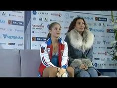 ▶SP Julia LIPNITSKAIA RUS Finlandia Trophy 2013, love her new short!