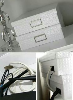 Hide your router in a decorative box.