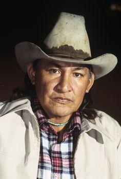 "A Native American actor of the Creek Nation, Sampson's ""big break"" came from his memorable role in One Flew Over the Cuckoo's Nest (1975) opposite Jack Nicholson. Description from filmous.com. I searched for this on bing.com/images"