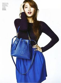 Suzy ★ Miss A for Elle Magazine September 2013