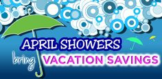 Want to shower in SAVINGS?
