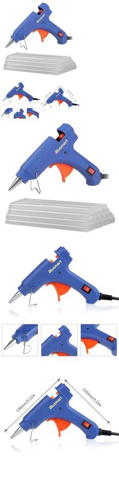 Glue Guns and Sticks 183124: Hot Glue Gun Adjustable Temperature Professional Full Size Hot Melt 25 Sticks Us -> BUY IT NOW ONLY: $31.21 on eBay!