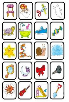 aud discr init beginklank S Teaching Activities, Alphabet Activities, Reading Practice, File Folder Games, Beginning Sounds, English Classroom, Gifted Kids, Educational Games, Fun Math